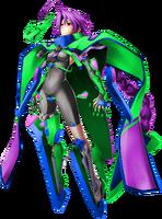 Digamma-03X (Character Select Artwork, CarlosIXA, 2)