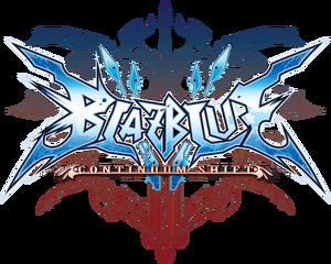 BlazBlue Continuum Shift (Logo)