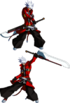 Ragna the Bloodedge (Sprite, 2141236C)