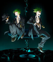 Hazama (Birthday Illustration, 2012)