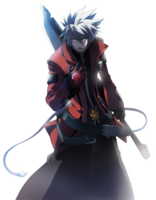 Ragna the Bloodedge (Centralfiction, arcade mode illustration, 7, type C)