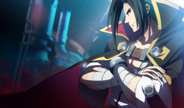 File:Kagura Mutsuki (Chronophantasma, Arcade Mode Illustration, 2, Type B).png