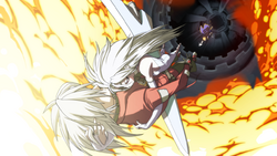 Ragna the Bloodedge (Calamity Trigger, Story Mode Illustration, 6, Type A)