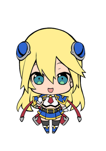 File:Noel Vermillion (Chibi, Limited Edition Strap Artwork).png