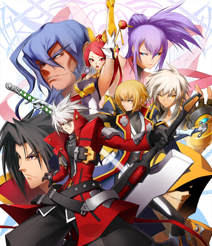 File:BlazBlue Chronophantasma Story Maniacs Material Collection II (Illustration, 2).png