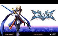 BlazBlue Battle Cards (Announcement of Jin Kisaragi)