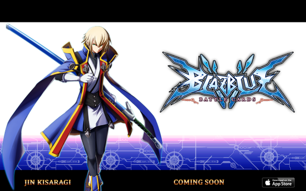 File:BlazBlue Battle Cards (Announcement of Jin Kisaragi).png