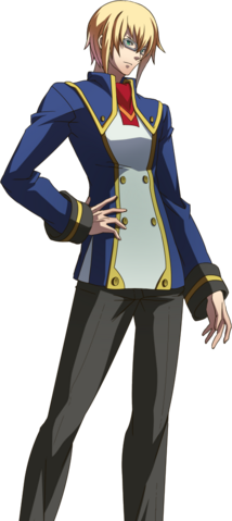 File:Jin Kisaragi (Story Mode Artwork, Normal, School Uniform).png