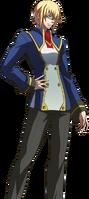 Jin Kisaragi (Story Mode Artwork, Normal, School Uniform)