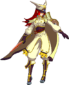 Tsubaki Yayoi (Continuum Shift, Sprite, 5A)