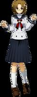 Hinata Himezuru (Character Artwork, 1, Type B)