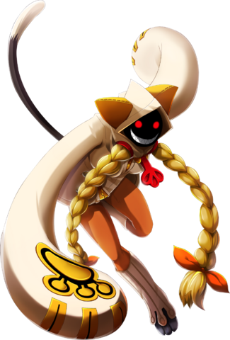File:Taokaka (Chronophantasma, Character Select Artwork).png