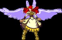 Tsubaki Yayoi (Sprite, Astral Heat suit)
