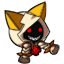 Taokaka (Sprite, off screen)