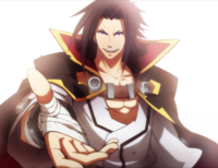 Kagura Mutsuki (Chronophantasma, Arcade Mode Illustration, 3)
