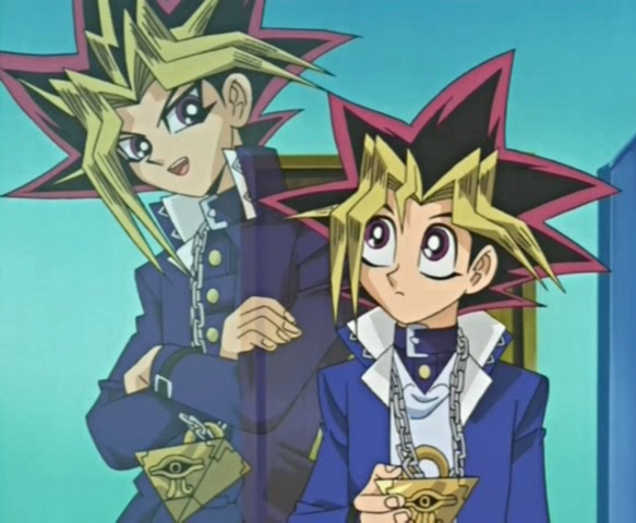 File:Yami Yugi and Yugi (Yu-Gi-Oh! Duel Monsters, user picture, Rawgna73, 1).png