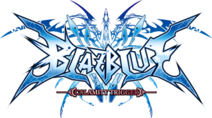 BlazBlue Calamity Trigger (Logo)