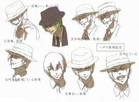 Hazama (Concept Artwork, 3)