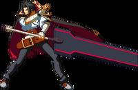Kagura Mutsuki (Sprite)