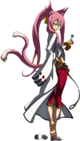 Kokonoe (Story Mode Artwork, Normal)