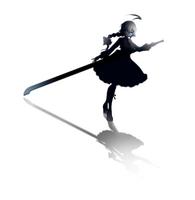 Naoto Kurogane (Centralfiction, arcade mode illustration, 4)