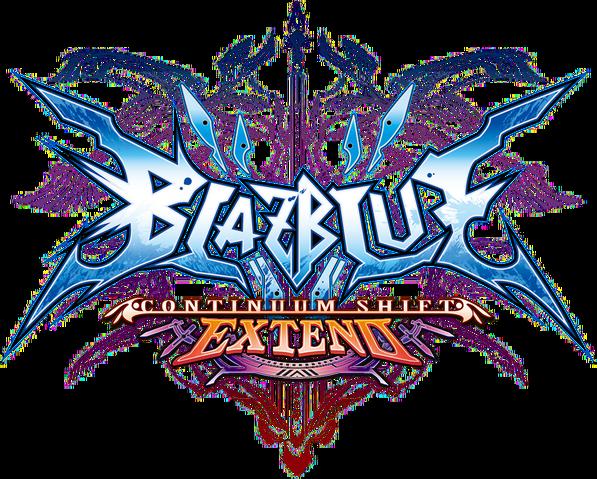 File:BlazBlue Continuum Shift Extend (Logo).png