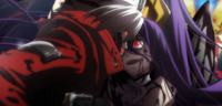 Ragna the Bloodedge (Centralfiction, arcade mode illustration, 5)