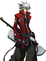 Ragna the Bloodedge (Story Mode Artwork, Normal)
