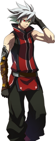 File:Ragna the Bloodedge (Story Mode Artwork, Teenager).png