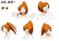 Yuki Himezuru (Concept Artwork, 7)