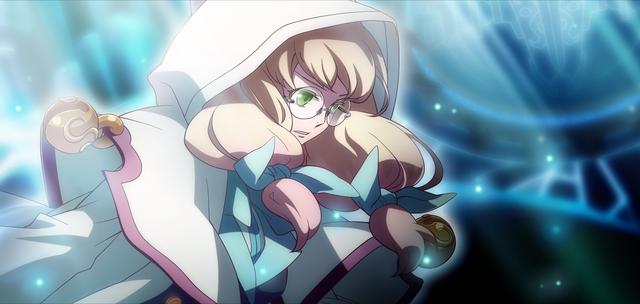 File:Yūki Terumi (Chronophantasma, Arcade Mode Illustration, 2, Type A).png