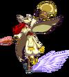 Tsubaki Yayoi (Continuum Shift, Sprite, 6B)