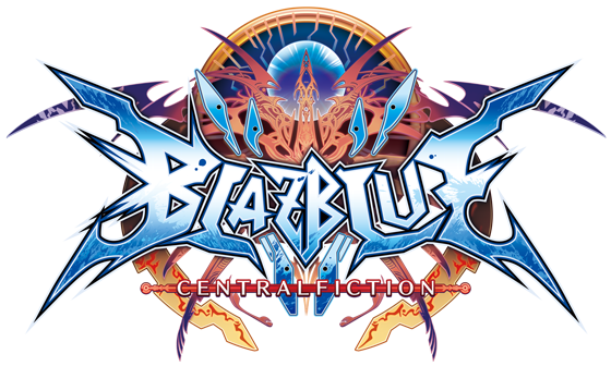 File:BlazBlue Centralfiction (Logo).png