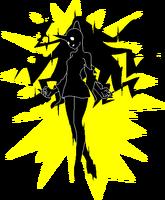 Hades Izanami (Sprite, electrocuted)