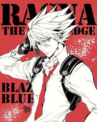 File:BlazBlue (Illustration, Ragna the Bloodedge, Sumeragi).jpg