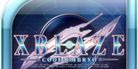 XBlaze – Code: Embryo/Trophies