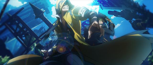 File:Yūki Terumi (Chronophantasma, Arcade Mode Illustration, 3).png