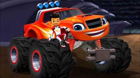 Blaze and the Monster Machines Ending Theme Song