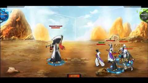 HMA SWP Battle Preview Nozarashi Kenpachi