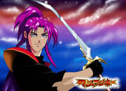 Mushrambo sword