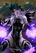Raven by ed benes and jp mayer colored by dany morales-d71jd1x