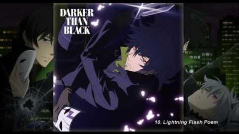 OST Darker Than Black 2 (10. Lightning Flash Poem)