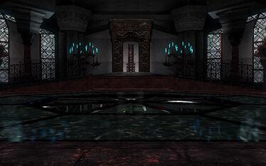 Gargoyles Perch - Tekken 6
