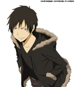 Fan art durarara izaya by lipar003-d3nw168