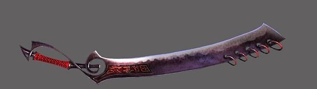 Anima new swords set 1 by Wen M