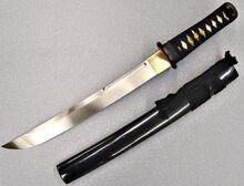 401629-japanese swords samurai swords tanto cold steel super