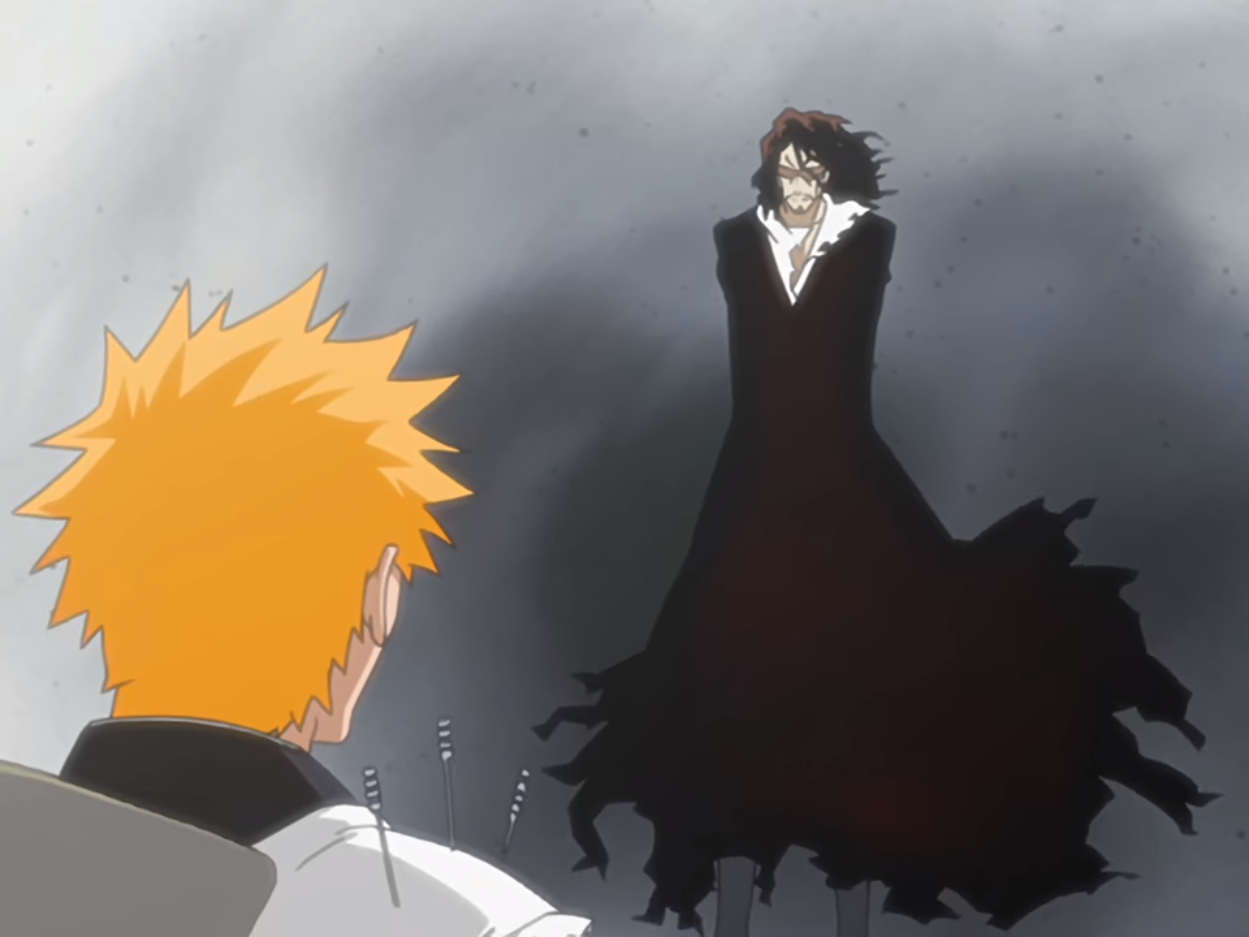 Image result for Bleach Ichigo stand