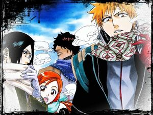 Bleach wallpaper-7725