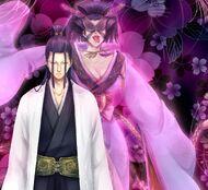 Azashiro and his Zanpakuto