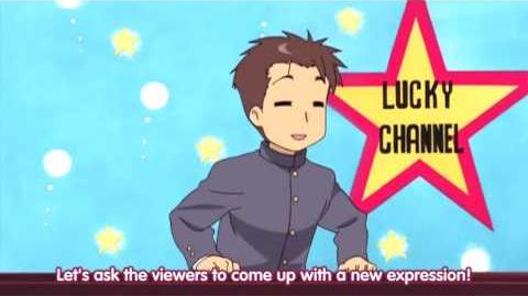 Lucky Channel Ep 10 HD - Tsundere